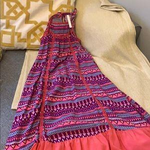 Girls Maxi Dress Size M